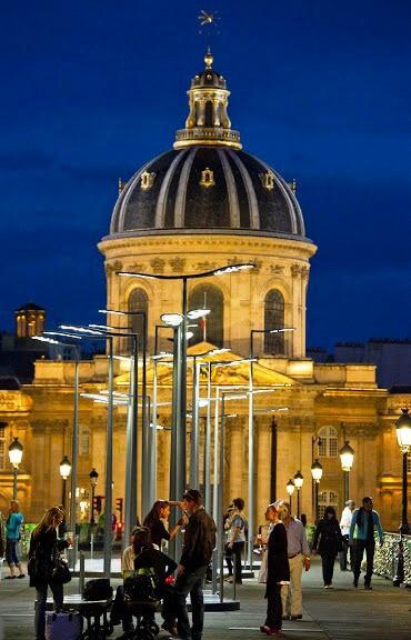 Eprolor - Luminaires Pont des arts Paris
