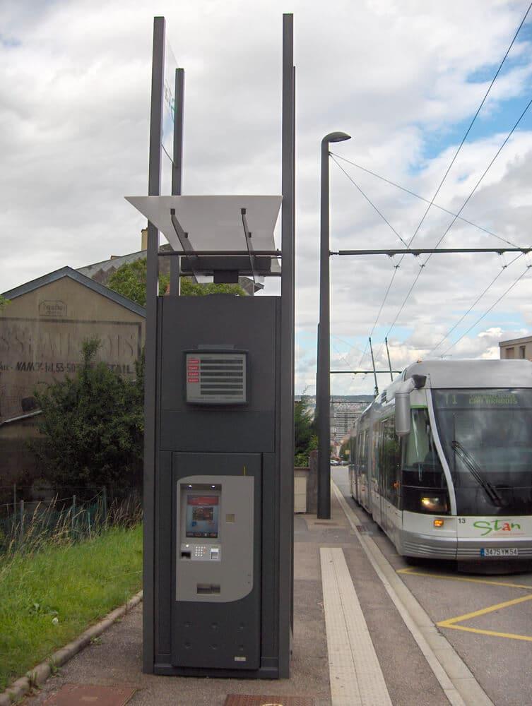 Eprolor - Station de Tramway